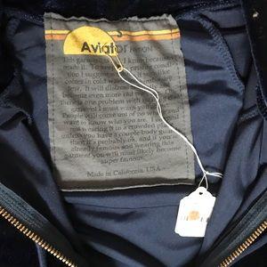 Aviator Nation Sweaters - NWT aviator nation velour hoodie🤩💙